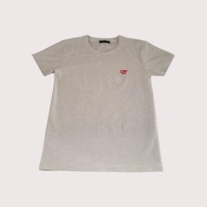 Áo thun cổ tròn nam vải cotton VT003