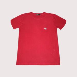 Áo thun cổ tròn nam vải su VT002