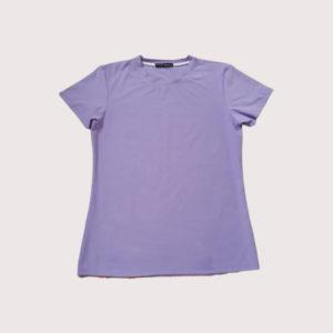 Áo thun cổ tròn nữ vải su VT001