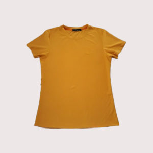 Áo thun cổ tròn nữ vải su VT002
