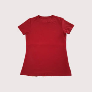 Áo thun cổ tròn nữ vải su VT003
