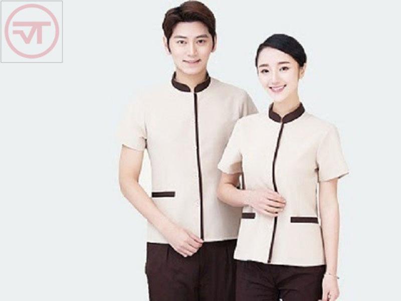 10 mẫu áo thun đồng phục Spa đẹp