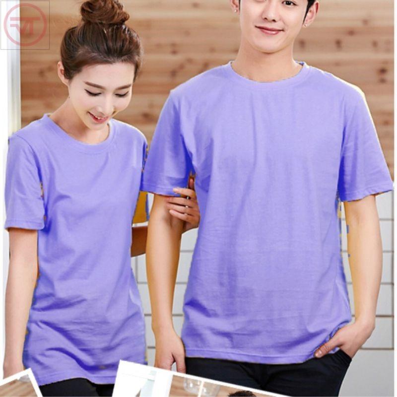 Màu tím là 1 trong 12 màu áo thun trơn được yêu thích
